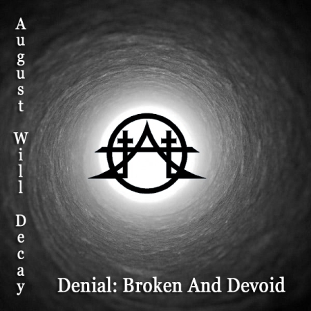 broken and devoid single graphic