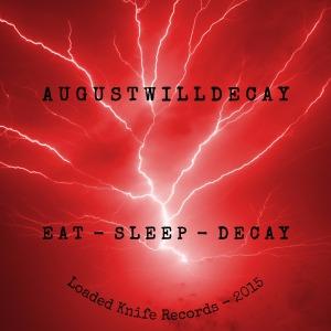 eat sleep decay cd image