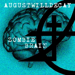 zombie brain square text and LOGO JPEG FILE