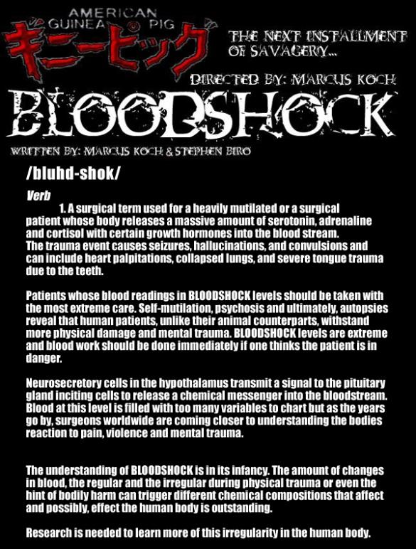 bloodshocksynopsis