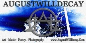 WIRE logo wide decay white copy